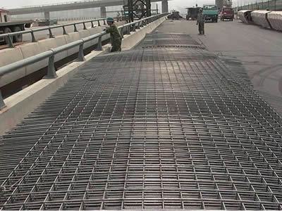 Concrete Slab Mesh Welded Mesh For Road Building